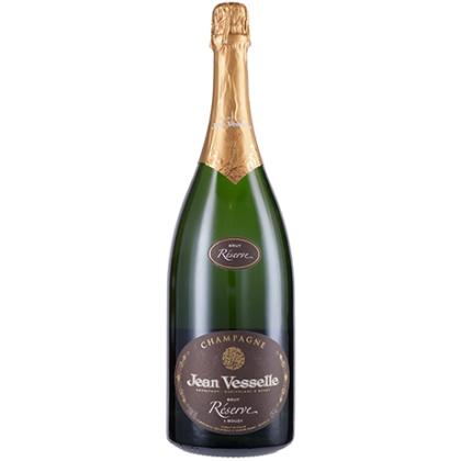 Champagne Jean Vesselle Brut Rèserve - Magnum 1,5 Litri
