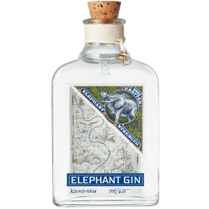 GIN ELEPHANT NAVY STRENGTH