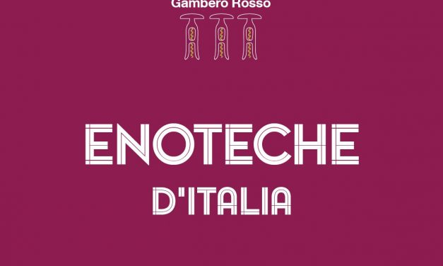 Enoteche d'Italia 2020 del Gambero Rosso