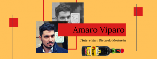 Riccardo Mostarda – Amaro Viparo