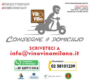 EMERGENZA CORONAVIRS – CONSEGNE A DOMICILIO #IoRestoAcasa