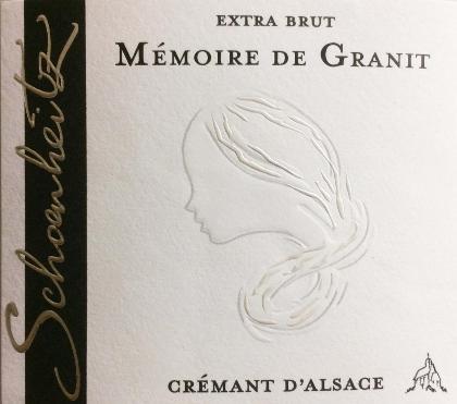 Crémant d'Alsace - Memory of Granite - Extra Brut