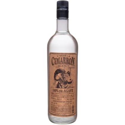 Tequila Blanco Cimarron