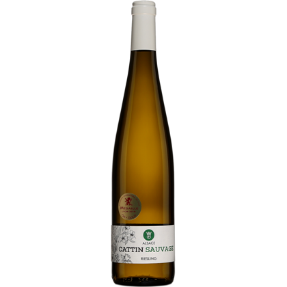 "Riesling Alsace AOC ""Sauvage"""