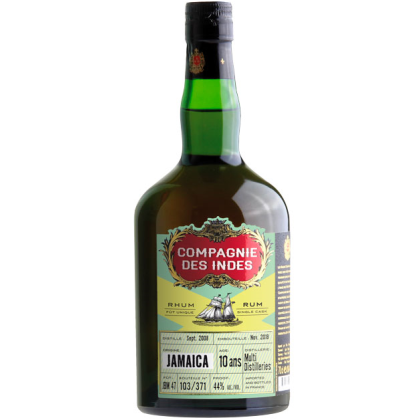 Compagnie Des Indes Jamaica 10ans Single Cask