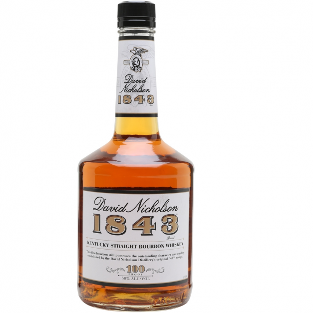 David Nicholson 1843 Kentucky Straight Bourbon Whiskey
