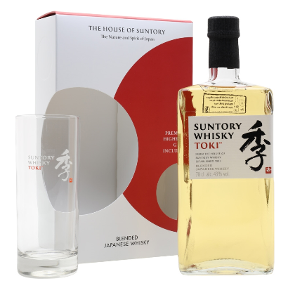 Suntory Toki Glass Pack