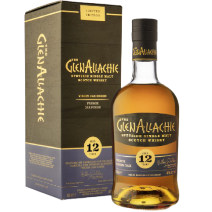 GlenAllachie 12 Years Old French Virgin Oak