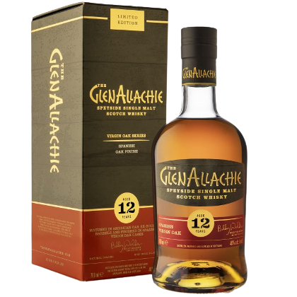 GlenAllachie 12 Years Old Spanish Virgin Oak