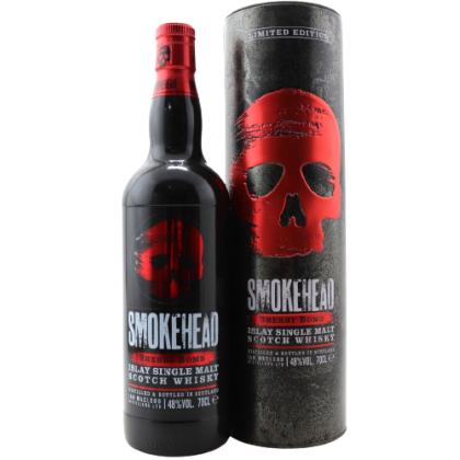 Smokehead Sherry Bomb Islay Single Malt