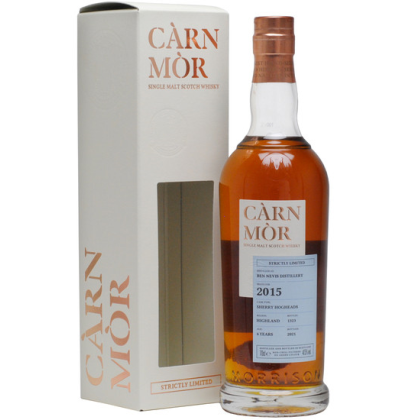 BEN NEVIS 6 YEARS OLD – CÀRN MÒR STRICTLY LIMITED