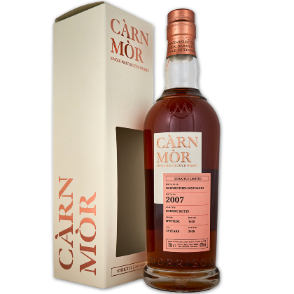 GLENROTHES 2007 13 YEARS OLD - CÀRN MÒR STRICTLY LIMITED