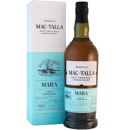 Mac-Talla Mara Cask Strength Islay Single Malt