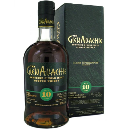 GlenAllachie 10 Years Old Cask Strength – Batch #5
