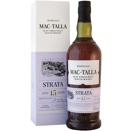 Mac-Talla Strata15 Year Old Single Malt