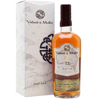 Coetus Amicorum - Australian Rum 12 Valinch & Mallet