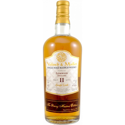 Linkwood 11 Year Old  Valinch & Mallet